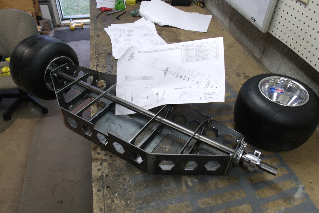 Baumbuilds Drift Trike Industrial Build Plans